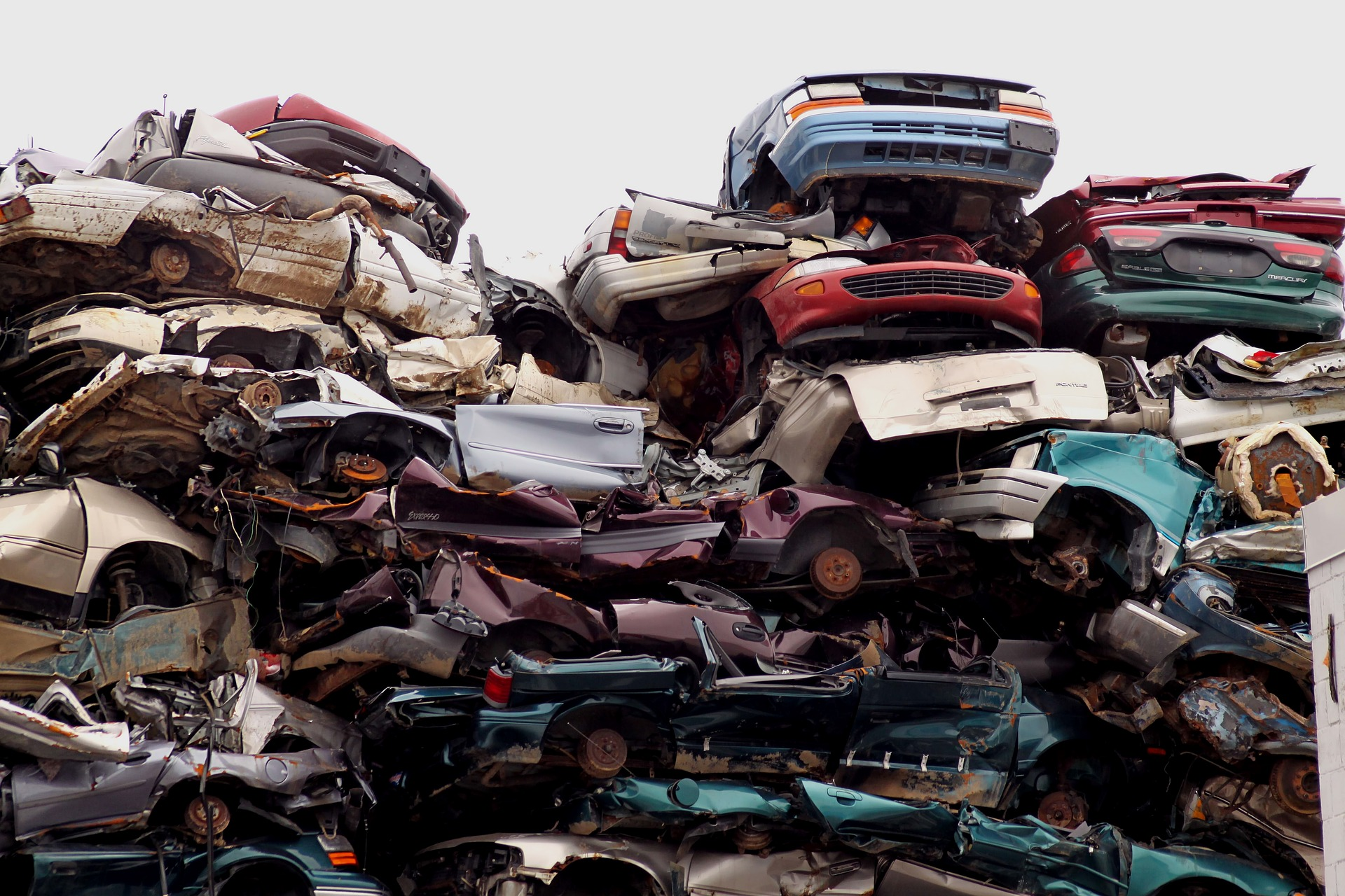 Another Man's Treasure - Hot Rod Network |Salvage Yard